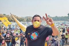 """Con Equipo por Michoacán, """"chamba"""" para todas y todos Víctor Manríquez"""