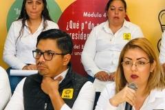 Intensifica PRD, formación política en jóvenes michoacanos