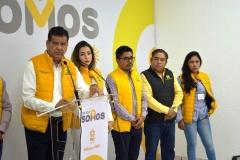 Emplaza PRD al Presidente de México a no evadir su responsabilidad