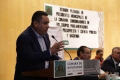 El PRD refrenda la lucha municipalista