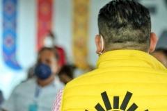 PRD Michoacán iniciará gira por todo el estado Víctor Manríquez