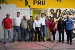 Por el bien de Michoacán, es importante la suma de esfuerzos: Juan Bernardo Corona