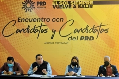 Pide Víctor Manríquez a candidatos a diputados locales electos, llevar propuestas que defiendan las causas ciudadanas