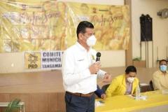 Con la Ruta de la Unidad delPRD, ¡en Michoacán vamos con todo!