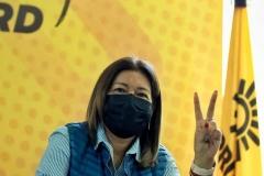 La Ley es clara, las candidaturas deben ser 50 por ciento mujeres y 50 por ciento hombres: Víctor Manríquez