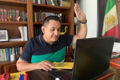 Respalda Consejo Nacional del PRD cruzada de Silvano Aureoles