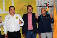 Somos un partido plural, con diversidad de ideas y pensamiento, pero también de acuerdos: Víctor Manríquez
