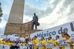 México de luto por muerte del Federalismo PRD