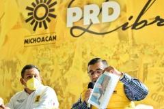 Será anulada la elección de gobernador en Michoacán PRD