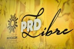 Michoacán merece seguir en paz PRD