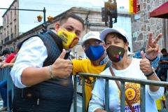 Alzamos la voz más allá de las fronteras junto con el Gobernador Silvano Aureoles: PRD Michoacán