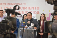 Injusto y lesivo para municipios el PEF