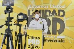 Ya estiempo que el Presidente de México deje los distractores y se ponga a gobernar PRD Michoacán