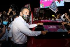 ¡Tenemos candidato a la gubernatura de Michoacán!